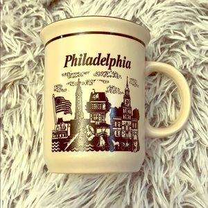 Philadelphia mug- souvenir